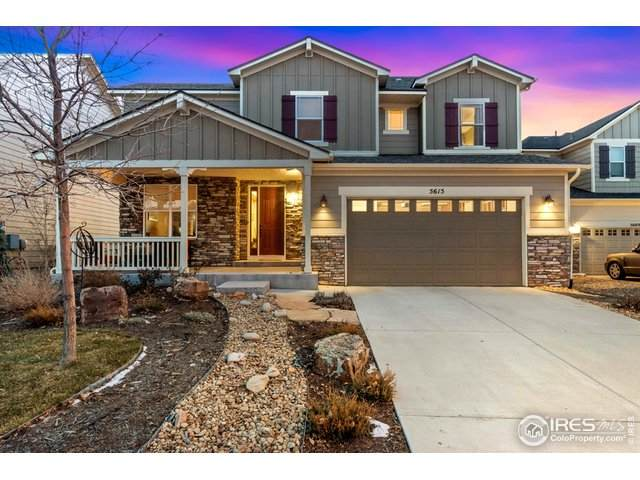 5615 Coppervein St, Fort Collins, CO 80528 (MLS #931677) :: Keller Williams Realty