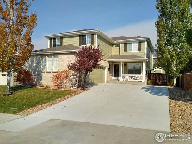 1351 Hickory Dr, Erie, CO 80516 (MLS #931687) :: 8z Real Estate