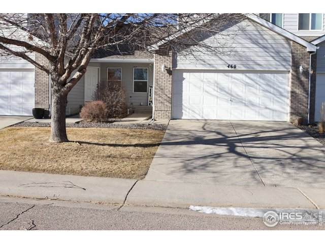 460 Lilac Ave, Eaton, CO 80615 (MLS #931696) :: J2 Real Estate Group at Remax Alliance