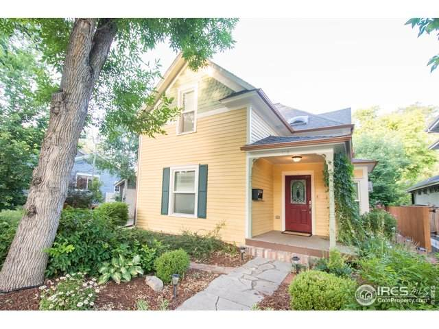 118 S Whitcomb St, Fort Collins, CO 80521 (MLS #931703) :: J2 Real Estate Group at Remax Alliance