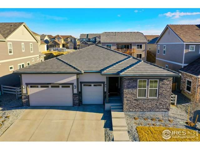 16292 Spanish Peak Way, Broomfield, CO 80023 (MLS #931704) :: 8z Real Estate