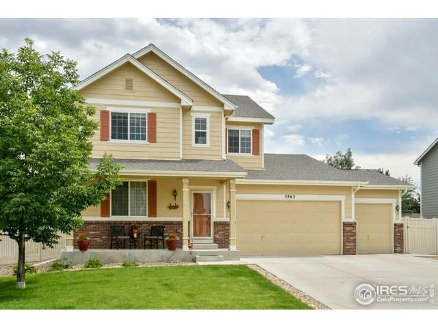 5862 Mt Shadows Blvd, Firestone, CO 80504 (MLS #931706) :: Wheelhouse Realty