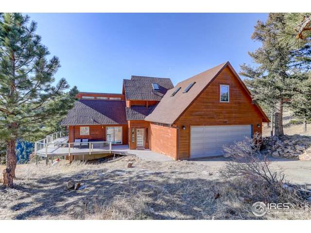 168 Canon View Rd, Boulder, CO 80302 (MLS #931707) :: Hub Real Estate