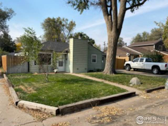 2505 9th Ave Ct, Greeley, CO 80631 (MLS #931710) :: J2 Real Estate Group at Remax Alliance