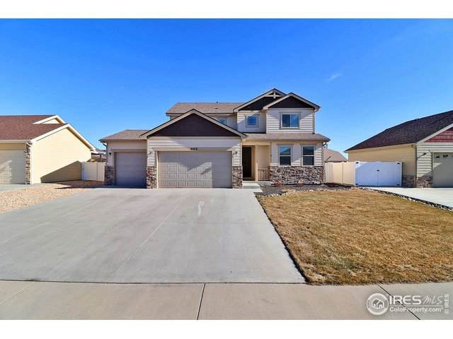 465 Apple Ct, Eaton, CO 80615 (MLS #931715) :: Re/Max Alliance