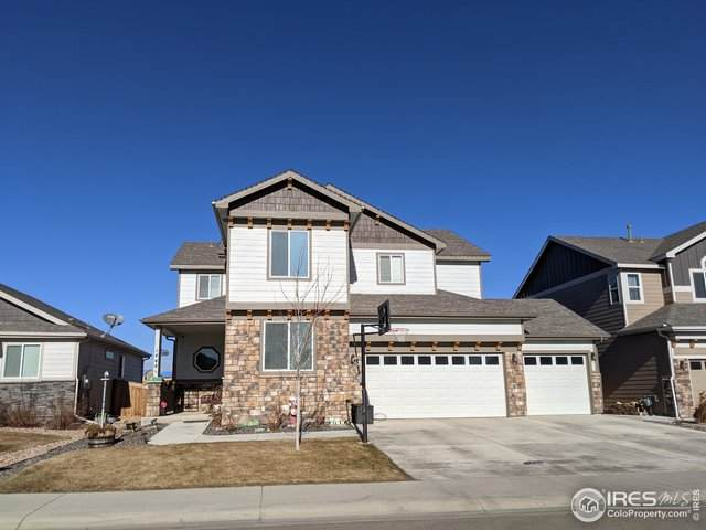 1444 Moraine Valley Dr, Severance, CO 80550 (MLS #931739) :: HomeSmart Realty Group