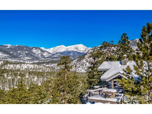 2130 Windcliff Dr, Estes Park, CO 80517 (MLS #931742) :: Hub Real Estate
