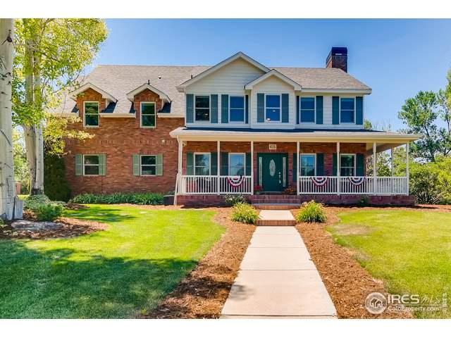 4026 W 16th St Ln, Greeley, CO 80634 (MLS #931749) :: 8z Real Estate