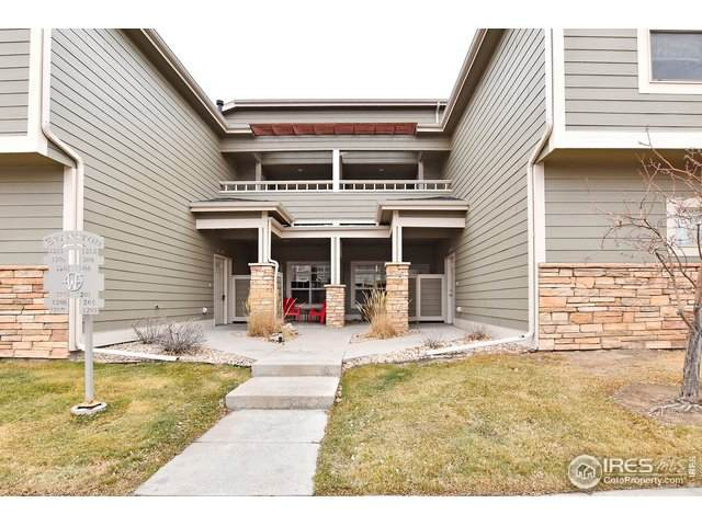 5775 W 29th St #1205, Greeley, CO 80634 (#931756) :: The Griffith Home Team