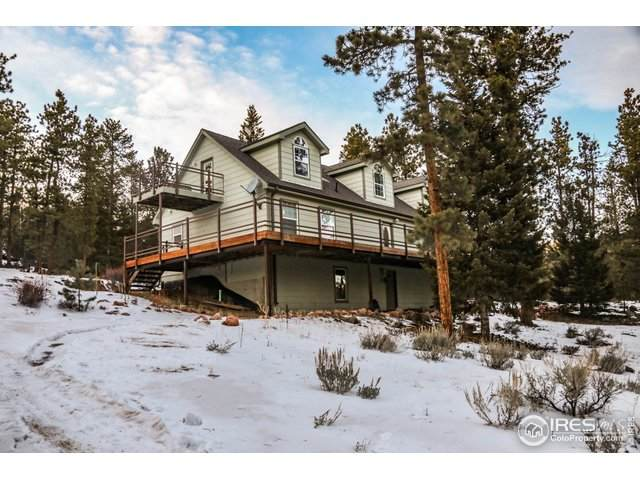 106 Beartrap Rd, Red Feather Lakes, CO 80545 (MLS #931763) :: 8z Real Estate