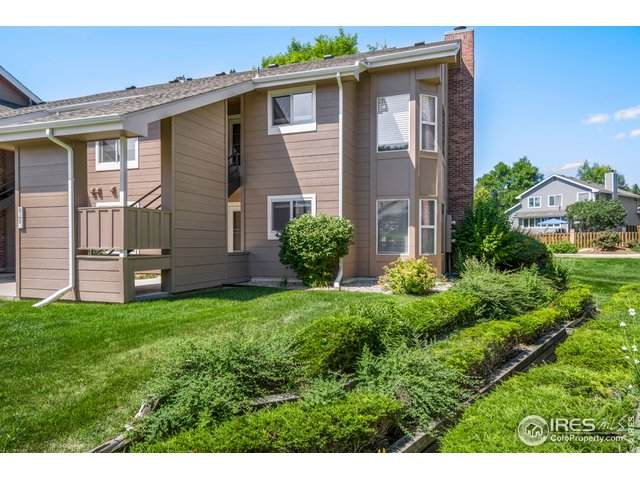 3500 Carlton Ave #7, Fort Collins, CO 80525 (MLS #931783) :: HomeSmart Realty Group