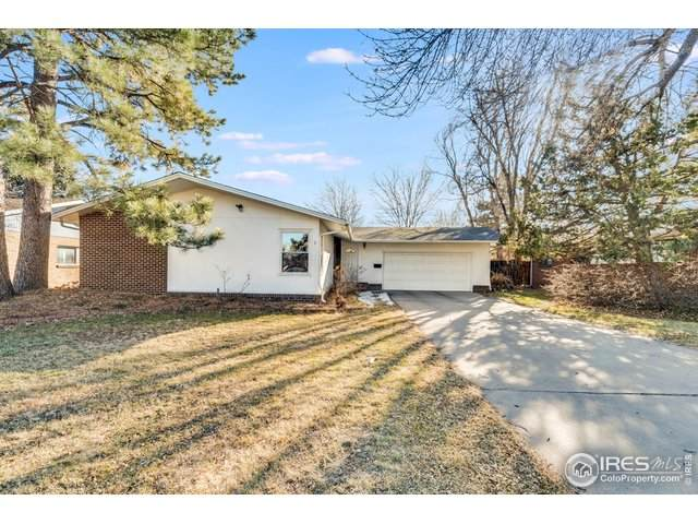 1205 Springfield Dr, Fort Collins, CO 80521 (MLS #931785) :: J2 Real Estate Group at Remax Alliance