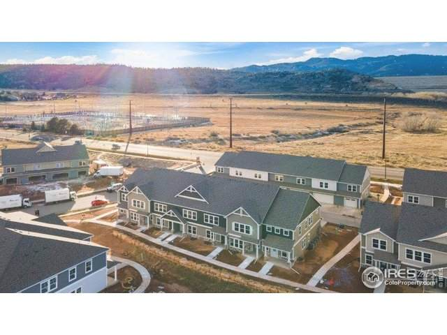 2444 Ridge Top Dr #4, Fort Collins, CO 80526 (MLS #931787) :: Downtown Real Estate Partners