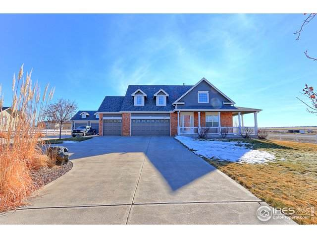 31304 E 167th Ave, Hudson, CO 80642 (MLS #931790) :: Downtown Real Estate Partners
