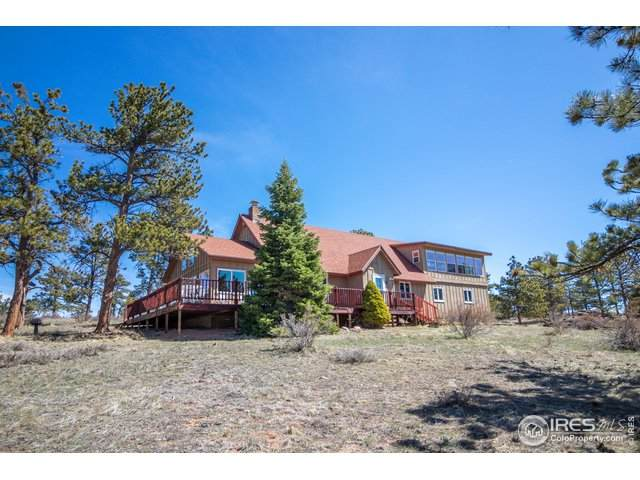832 Mount Champion Dr, Livermore, CO 80536 (MLS #931795) :: 8z Real Estate