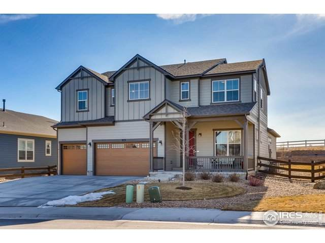 973 Stagecoach Dr, Lafayette, CO 80026 (MLS #931805) :: 8z Real Estate