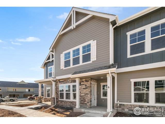 2444 Ridge Top Dr #2, Fort Collins, CO 80526 (MLS #931810) :: Downtown Real Estate Partners