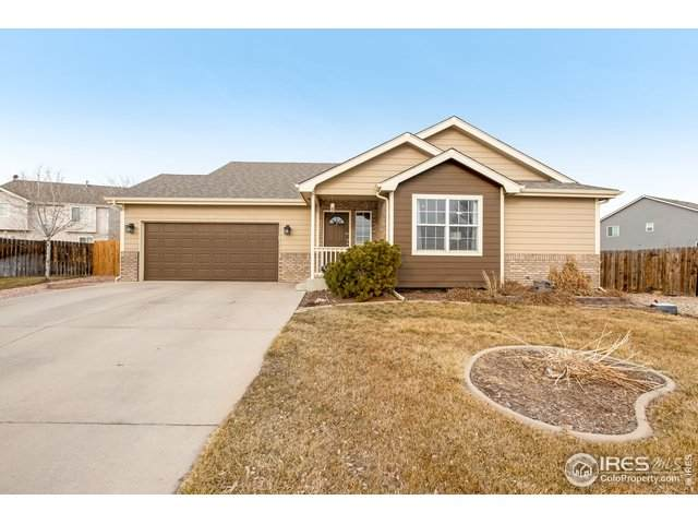 3001 43rd Ave, Greeley, CO 80634 (MLS #931814) :: HomeSmart Realty Group