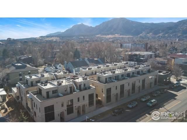 2126 Pearl St A, Boulder, CO 80302 (MLS #931827) :: 8z Real Estate