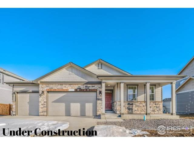 6792 Whisper Trail Ln, Wellington, CO 80549 (MLS #931831) :: Colorado Home Finder Realty
