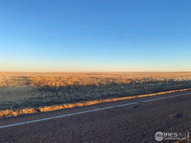 22949 County Road R Ct Rd, Seibert, CO 80834 (MLS #931833) :: RE/MAX Alliance