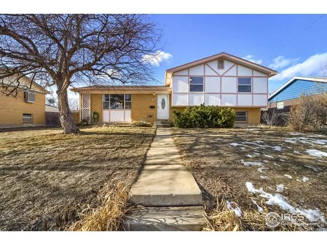 11501 Gilpin St, Northglenn, CO 80233 (MLS #931836) :: 8z Real Estate