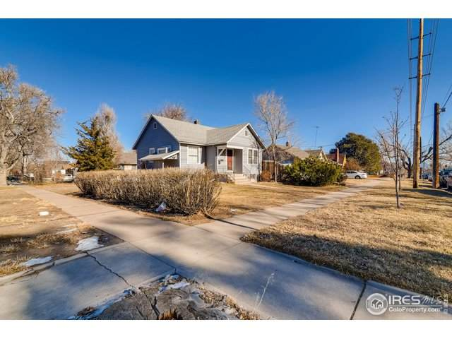 1429 15th St, Greeley, CO 80631 (MLS #931862) :: Re/Max Alliance