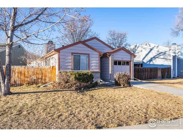 1809 Rice St, Longmont, CO 80501 (MLS #931870) :: Wheelhouse Realty