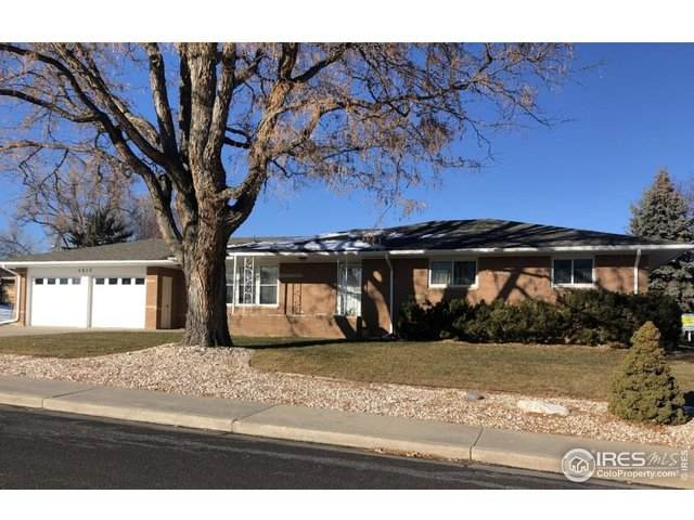 2815 W 13th St, Loveland, CO 80537 (MLS #931876) :: Downtown Real Estate Partners