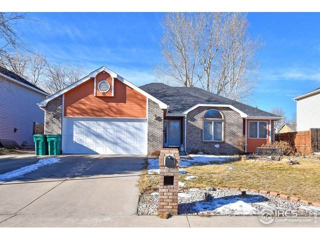 3217 Collins Ave, Evans, CO 80620 (MLS #931885) :: Tracy's Team