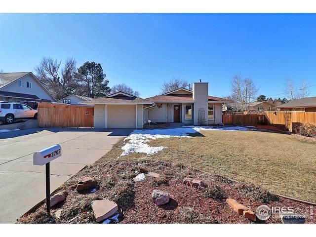2703 Meadowbrook Ln, Greeley, CO 80634 (MLS #931893) :: HomeSmart Realty Group