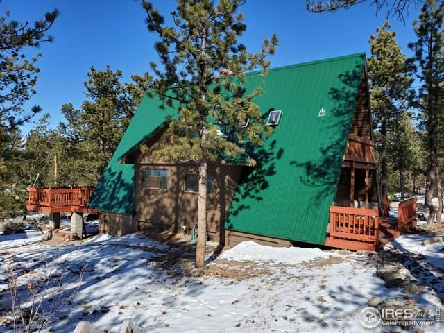 28 Dowdy Ln, Red Feather Lakes, CO 80545 (MLS #931894) :: 8z Real Estate