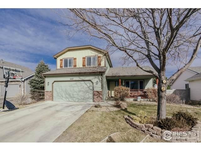 3452 White Buffalo Dr, Wellington, CO 80549 (MLS #931896) :: Colorado Home Finder Realty