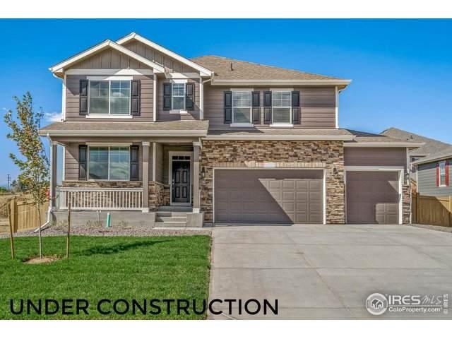 6819 Gateway Crossing St, Wellington, CO 80549 (MLS #931900) :: Colorado Home Finder Realty