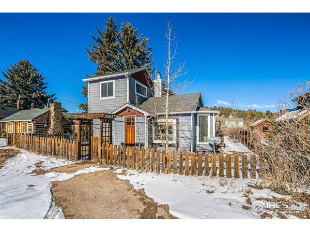 125 E 1st St, Nederland, CO 80466 (#931902) :: Compass Colorado Realty