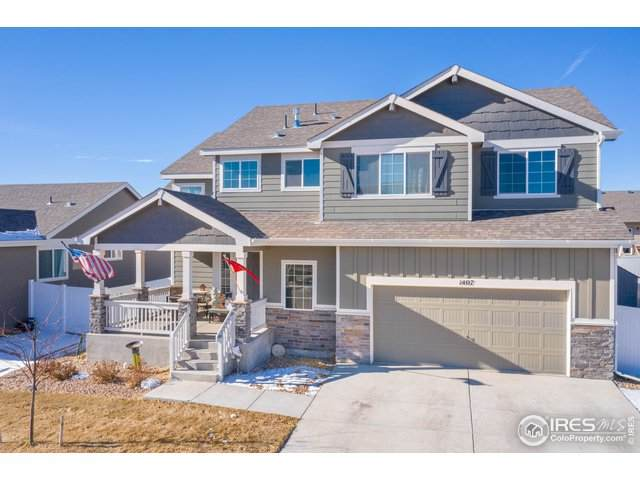 1407 88th Ave, Greeley, CO 80634 (MLS #931903) :: Keller Williams Realty