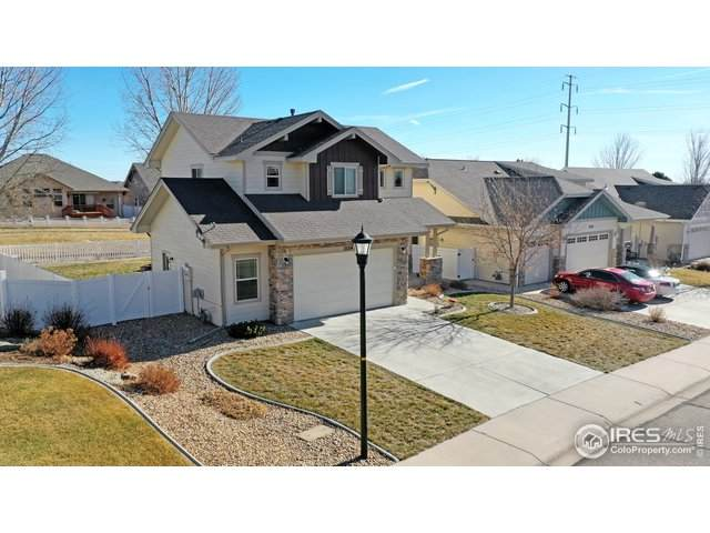 3114 68th Ave Ct, Greeley, CO 80634 (MLS #931905) :: Tracy's Team
