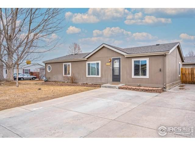 258 34th Ave, Greeley, CO 80631 (MLS #931909) :: Keller Williams Realty