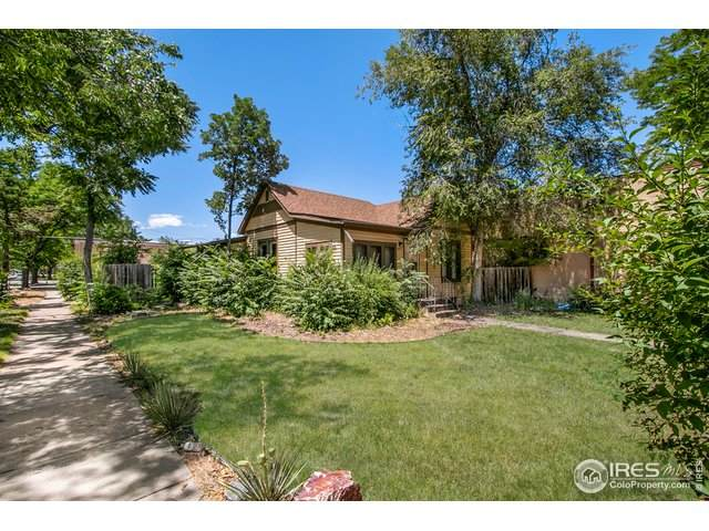 931 Remington St, Fort Collins, CO 80524 (MLS #931917) :: Wheelhouse Realty