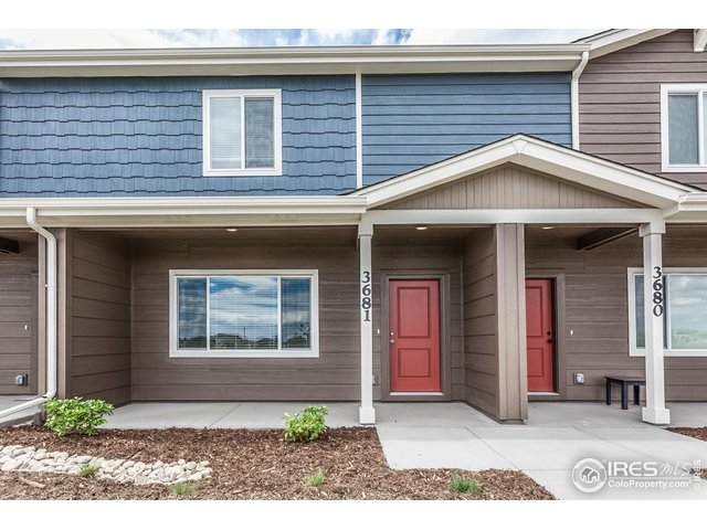 2720 Barnstormer St #4, Fort Collins, CO 80524 (MLS #931923) :: Downtown Real Estate Partners