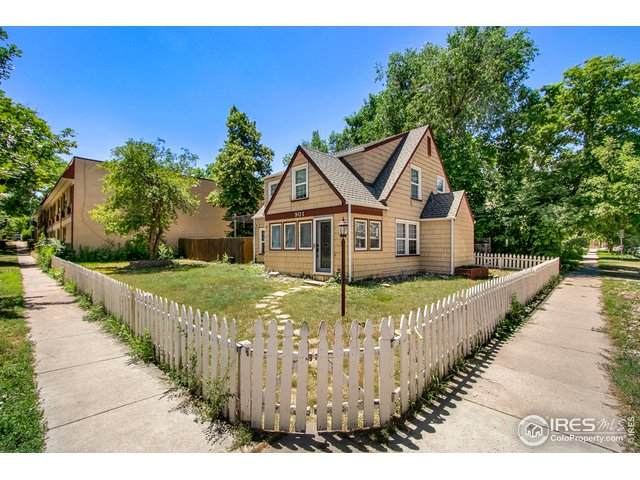 901 Remington St, Fort Collins, CO 80524 (#931924) :: Compass Colorado Realty