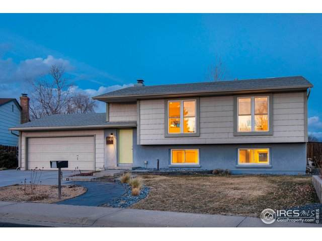 241 Summit Cir, Lafayette, CO 80026 (#931939) :: Compass Colorado Realty