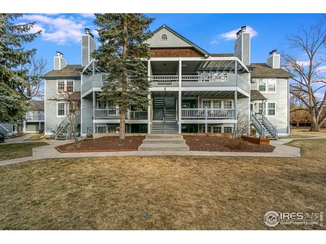 1601 W Swallow Rd 5I, Fort Collins, CO 80526 (MLS #931953) :: Downtown Real Estate Partners