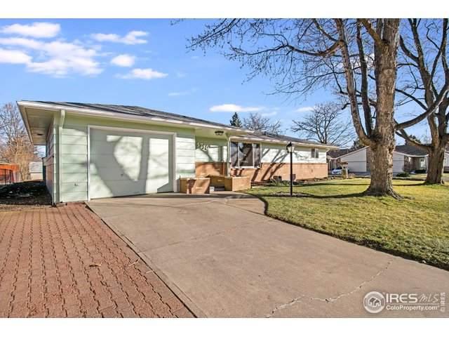 1710 Dotsero Ave, Loveland, CO 80538 (MLS #931955) :: Wheelhouse Realty