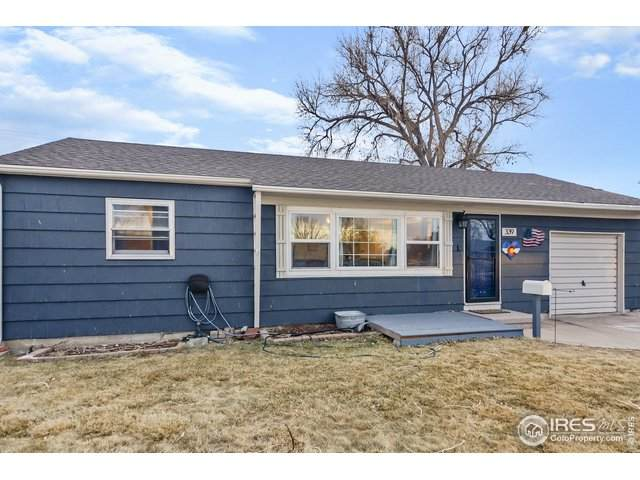 339 Valley Dr, Sterling, CO 80751 (MLS #931958) :: J2 Real Estate Group at Remax Alliance