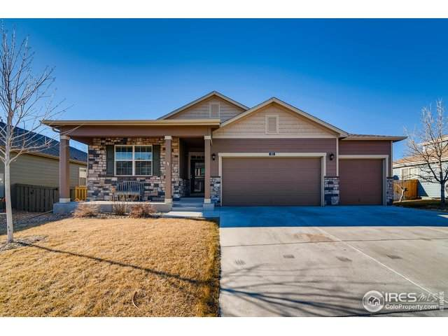 521 2nd St, Severance, CO 80546 (#931965) :: The Griffith Home Team