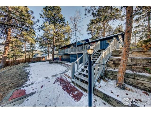 810 Bailey Ln A & B, Estes Park, CO 80517 (MLS #931982) :: Keller Williams Realty