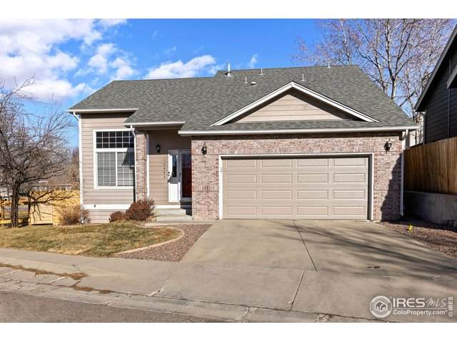 10493 W 82nd Ave, Arvada, CO 80005 (#931984) :: Compass Colorado Realty