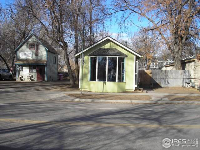 520 Mountain Ave, Berthoud, CO 80513 (MLS #931991) :: Keller Williams Realty