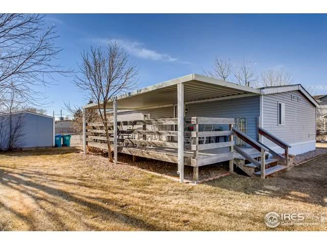 3502 Garfield Ave, Wellington, CO 80549 (MLS #931995) :: Keller Williams Realty